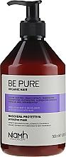 Düfte, Parfümerie und Kosmetik Schützende Haarmaske mit Granatapfel- und Ringelblumenextrakt - Niamh Hairconcept Be Pure Protective Mask