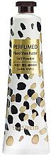 Düfte, Parfümerie und Kosmetik Parfümierte Handcreme Soft Powder - The Saem Perfumed Soft Powder Hand Shea Butter