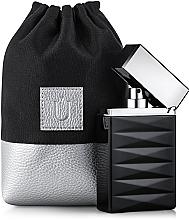 Düfte, Parfümerie und Kosmetik Baumwollsäckchen Perfume Dress schwarz (ohne Inhalt) - MakeUp