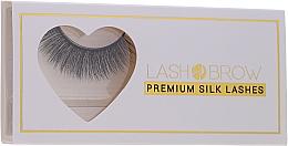 Düfte, Parfümerie und Kosmetik Künstliche Wimpern - Lash Brow Premium Silk Fluffy Lashes