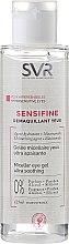 Düfte, Parfümerie und Kosmetik Feuchtigkeitsspendender Augen-Make-up-Entferner geeignet für Linsenträger - SVR Sensifine Demaquillant Yeux Micellar Eye Gel