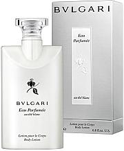Düfte, Parfümerie und Kosmetik Bvlgari Au The Blanc - Körperlotion