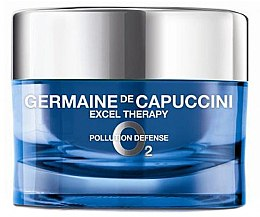 Düfte, Parfümerie und Kosmetik Anti-Pollution Gesichtscreme - Germaine de Capuccini Excel Therapy O? Pollution Defence Youth.Activating Oxygenating Cream