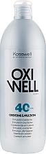 Düfte, Parfümerie und Kosmetik Entwicklerlotion 12% - Kosswell Professional Oxidizing Emulsion Oxiwell 12% 40 vol