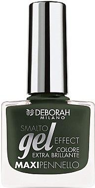 Nagellack - Deborah Gel Effect Nail Enamel