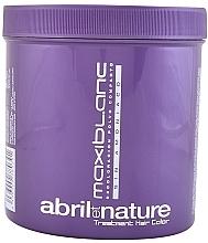Düfte, Parfümerie und Kosmetik Bleichpulver für das Haar - Abril et Nature Color Hair Bleach Maxiblanc Blonde
