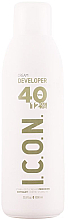 Düfte, Parfümerie und Kosmetik Entwicklerlotion 40 Vol (12%) - I.C.O.N. Ecotech Color Cream Activator 40 Vol (12%)