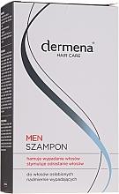 Düfte, Parfümerie und Kosmetik Stimulierendes Shampoo für Männer - Dermena Hair Care Men Shampoo