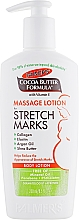 Düfte, Parfümerie und Kosmetik Massagelotion mit Kakaobutter gegen Schwangerschaftsstreifen - Palmer's Cocoa Butter Formula Massage Lotion for Stretch Marks