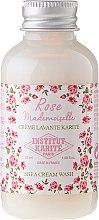 Düfte, Parfümerie und Kosmetik Duschcreme mit Sheabutter - Institut Karite Rose Mademoiselle Shea Cream Wash (Mini)