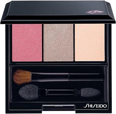 Lidschatten - Shiseido Luminizing Satin Eye Color Trio — Bild N1