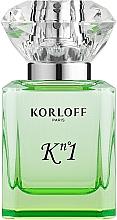 Düfte, Parfümerie und Kosmetik Korloff Paris Kn°I - Eau de Parfum