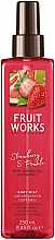Düfte, Parfümerie und Kosmetik Körperspray mit Erdbeere und Pampelmuse - Grace Cole Fruit Works Body Mist Strawberry & Pomelo