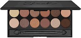 Düfte, Parfümerie und Kosmetik Lidschatten-Palette - Sleek MakeUP i-Divine Mineral Based Eyeshadow Palette A New Day
