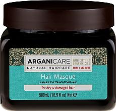 Düfte, Parfümerie und Kosmetik Haarmaske mit Sheabutter und Arganöl - Arganicare Shea Butter Hair Masque for Dry Damaged Hair