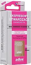 Düfte, Parfümerie und Kosmetik Express-Nagelhärter - Ados Nail Hardemer Diamond XL