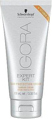Feuchtigkeitsspendende Hautschutzcreme für das Haar - Schwarzkopf Professional Igora Skin Protection Cream — Bild N1