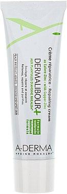 Antibakterielle Gesichtscreme mit Haferextrakt - A-Derma Dermalibour+ Creme — Bild N2