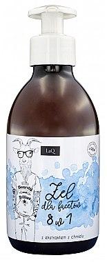 Duschgel Jasmin & Vanille - LaQ 8 in 1 For Men Shower Gel With Hops Extract