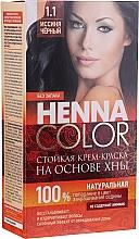 Düfte, Parfümerie und Kosmetik Ammoniakfreie dauerhafte Henna-Haarfarbe - Fito Kosmetik Henna Color