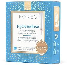 Düfte, Parfümerie und Kosmetik UFO-aktivierende intensiv feuchtigkeitsspendende Gesichtsmaske mit Hyaluronsäure - Foreo Ufo H2Overdose Mask