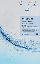 Düfte, Parfümerie und Kosmetik Feuchtigkeitsspendende Tuchmaske - Mizon Joyful Time Essence Mask