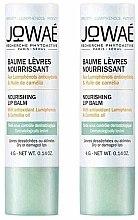 Düfte, Parfümerie und Kosmetik Pflegende Lippenbalsame 2 St. - Jowae Nourishing Lip Balm