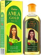 "Düfte, Parfümerie und Kosmetik Haaröl ""Gold"" - Dabur Amla Gold Hair Oil"