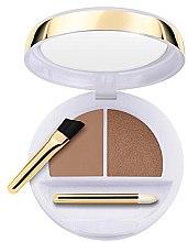 Düfte, Parfümerie und Kosmetik Augenbrauen-Make-up - Collistar Flawless Eyebrows Modelling Wax & Coloured Powder