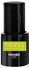 Düfte, Parfümerie und Kosmetik Nagelbase - Neess Primer Soft