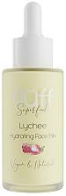 Düfte, Parfümerie und Kosmetik Feuchtigkeitsspendende Gesichtsmilch mit Lychee - Fluff Lychee Hydrating Face Milk