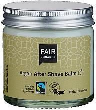 Düfte, Parfümerie und Kosmetik After Shave Balsam - Fair Squared Argan After Shave Balm