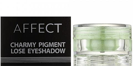 Loser Pigment-Lidschatten - Affect Cosmetics Charmy Pigment Loose Eyeshadow