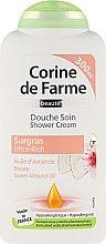 Düfte, Parfümerie und Kosmetik Duschcreme mit süßem Mandelöl - Corine De Farme Shower Cream
