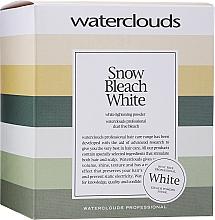 Düfte, Parfümerie und Kosmetik Aufhellungspulver White - Waterclouds Snow Bleach White