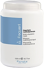 Düfte, Parfümerie und Kosmetik Multivitamin-Pflegemaske für alle Haartypen - Fanola Frequent Multi Vitamin Mask