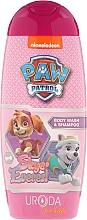 Düfte, Parfümerie und Kosmetik 2in1 Shampoo & Duschgel - Disney Paw Patrol Girls