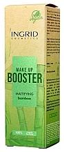 Düfte, Parfümerie und Kosmetik Mattierender Gesichtsbooster mit Bambus - Ingrid Cosmetics Make Up Booster Mattifying Bamboo