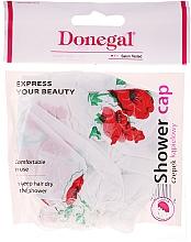 Düfte, Parfümerie und Kosmetik Duschhaube 9298 Mohn - Donegal
