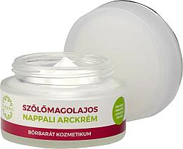 Düfte, Parfümerie und Kosmetik Krem na dzień z olejem z pestek winogron - Yamuna Grape Seed Oil Day Cream