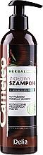 Düfte, Parfümerie und Kosmetik Kräutershampoo mit Henna - Delia Cameleo Herbal Shampoo
