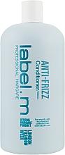 Düfte, Parfümerie und Kosmetik Aufweichende und glättende Haarspülung - Label.m Anti-Frizz Conditioner