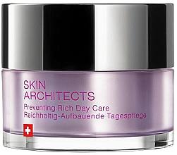 Düfte, Parfümerie und Kosmetik Reichhaltig-aufbauende Tagespflege - Artemis of Switzerland Skin Architects Preventing Rich Day Care