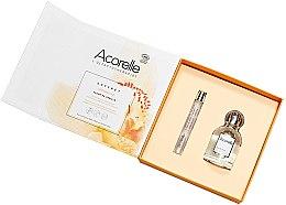 Düfte, Parfümerie und Kosmetik Acorelle Fleur de Vainilla - Duftset (Eau de Parfum/50ml + Roll-On Parfum/10ml)