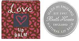 Düfte, Parfümerie und Kosmetik Lippenbalsam Kirsche - Bath House Cherry Lip Balm