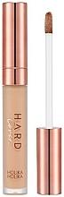Düfte, Parfümerie und Kosmetik Flüssiger Gesichtsconcealer SPF 30 - Holika Holika Hard Cover Liquid Concealer SPF30 PA++ Terra Cotta Edition
