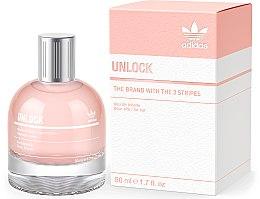 Düfte, Parfümerie und Kosmetik Adidas Unlock For Her - Eau de Toilette