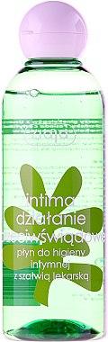 """Gel für die Intimhygiene """"Sage"""" - Ziaja Intima Gel"""
