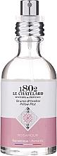 Düfte, Parfümerie und Kosmetik Kopfkissen- und Wäschespray mit Rosenduft - Le Chatelard 1802