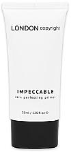 Düfte, Parfümerie und Kosmetik Gesichtsprimer - London Copyright Impeccable Skin Perfecting Primer